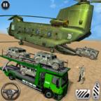 美国陆军运输车